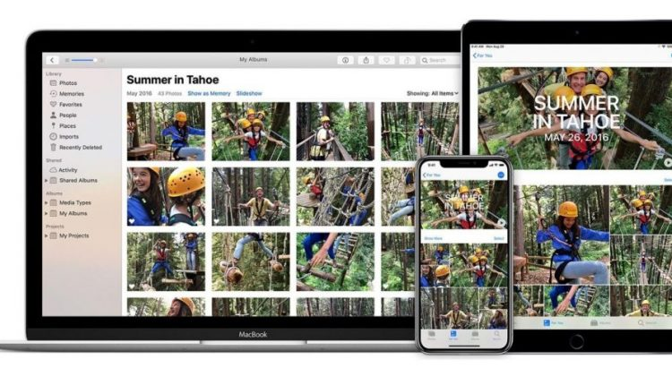 Apple fix iCloud Photo sharing for families