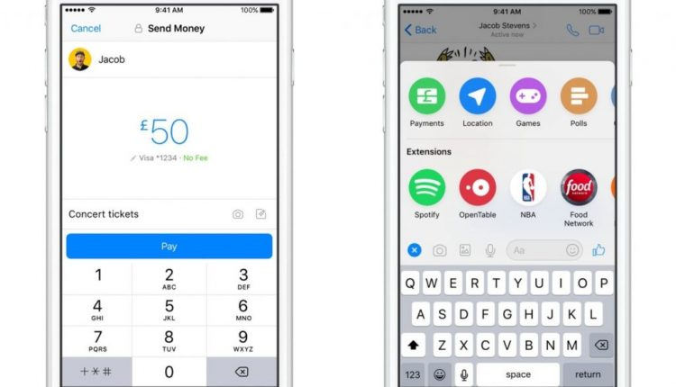 Facebook to End Messenger Instant Payments Service in UK and France on June 15