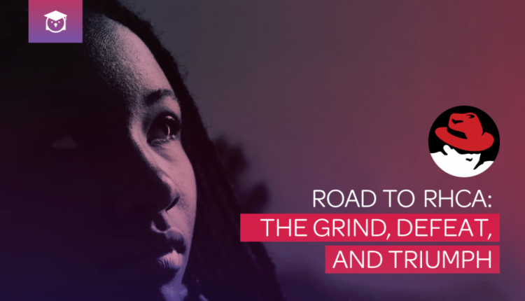 The Road to RHCA: The Grind, Defeat, and Triumph