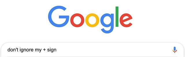 Matt Cutts Wants Google To Bring Back The + Operator