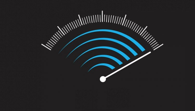 How to test my internet speed running a speed check?