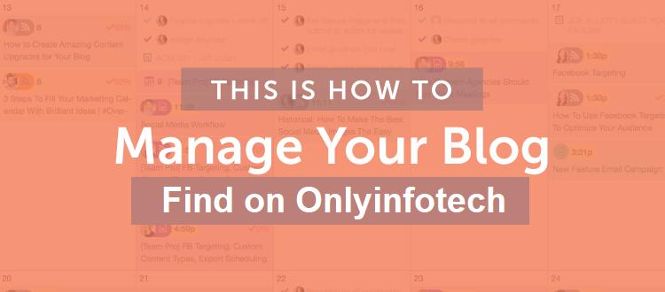 5 Methods Cloud Storage can Make Managing Your Weblog Simpler