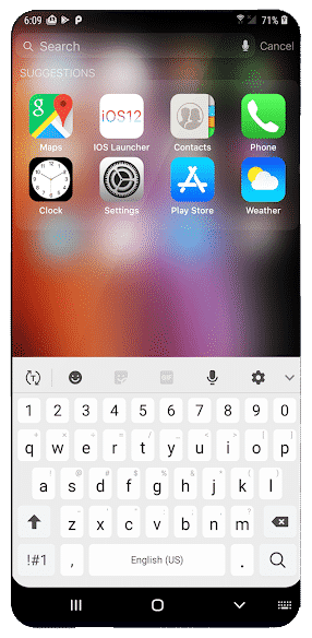 i5 - How To Make Android Look Like iOS 13