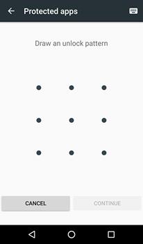 Using Inbuilt Feature