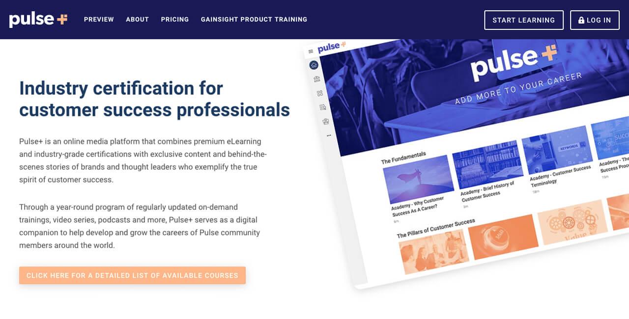 Gainsight Customer-Centric Community