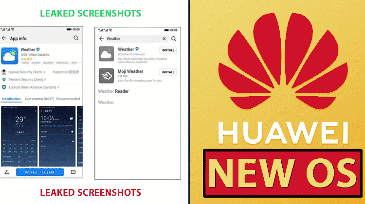 Huawei Shipped 1 Million Smartphones With Its New OS