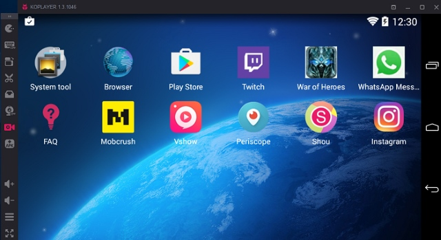 KoPlayer - Top 15 Best BlueStacks Alternatives To Run Android Games On PC