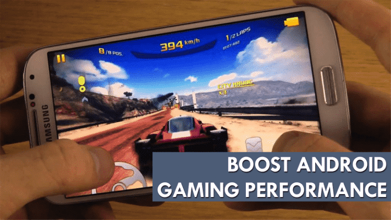 Boost Game Performance In Your Android