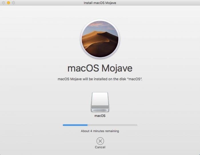 Install Macos Usb Installer Progress