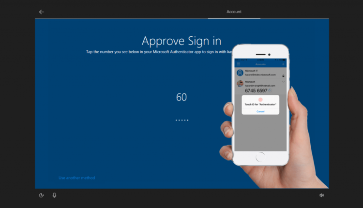 Windows 10 Preview Gets Password-Free Logins for All Accounts