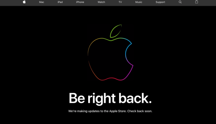 Apple Store for Education is down, likely 2019 Back to School deals imminent