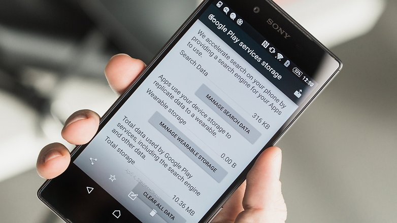 How to delete data from Google apps on Android Clear Google Maps Search on