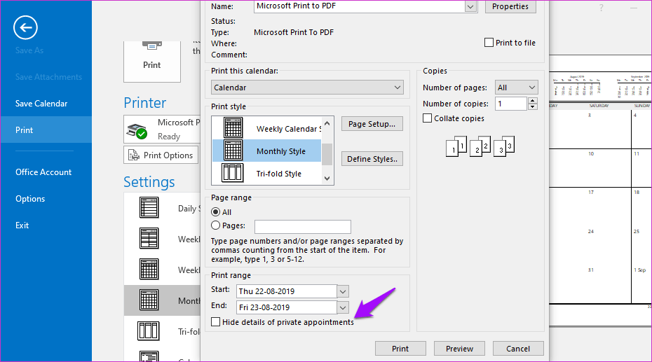 Microsoft Calendar Tips And Tricks 5