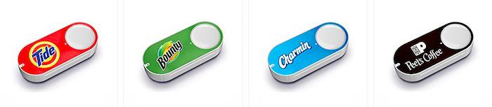 amazon dash buttons