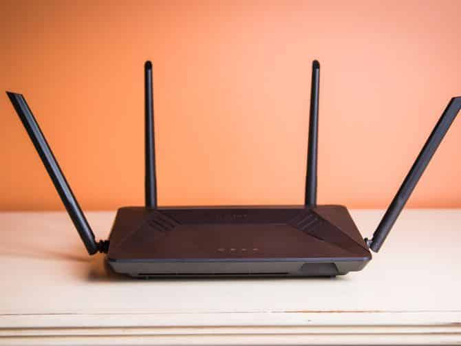 Move The Router To The Central Location