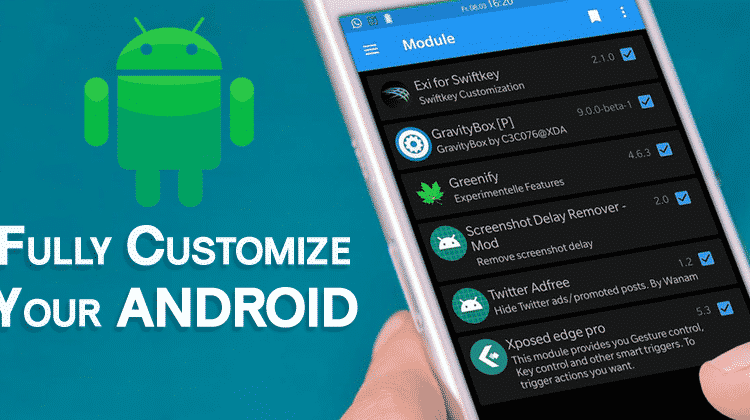 How ToCustomize Your Android WithGravityBox