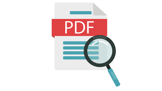 How to Search for Text Inside Multiple PDF Files at Once