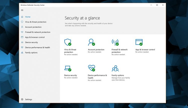 Microsoft Fixes Criticial Windows Defender Flaw