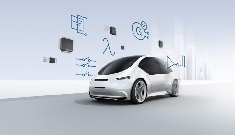 Bosch aims to fill in blanks on automotive safety in electric vehicles