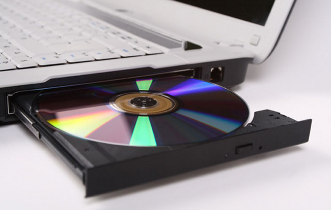 Empty the CD/DVD Drives