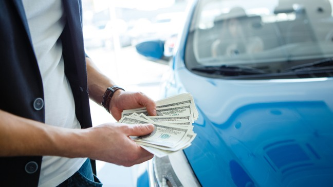 How Much Should Your Car Down Payment Be?