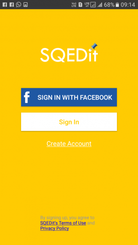 Using SQEDit - Auto Scheduling App