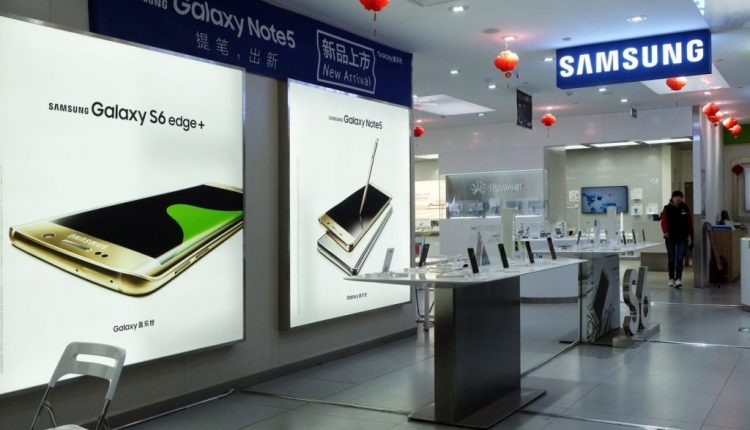 Alipay, WeChat Pay, Bank of China pull fingerprint tech on Samsung devices