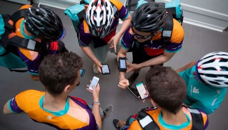 Deliveroo lost $284 million in 2018 amid bruising food delivery battle