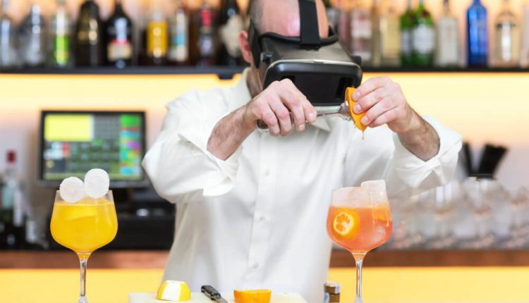 How VR can improve training for jobs in the food industry