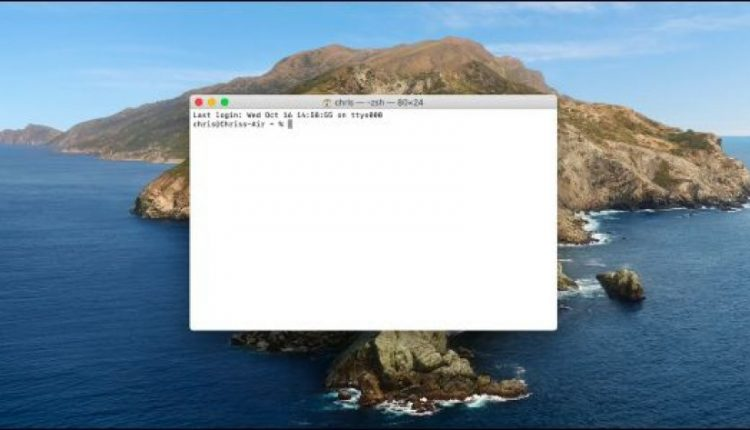 How to Change the Default Shell to Bash on macOS Catalina