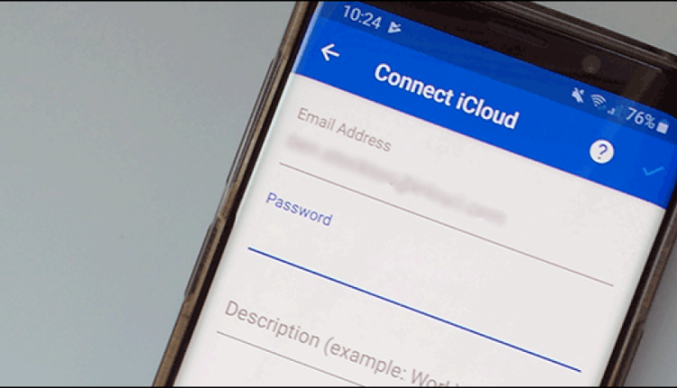 How to Set Up iCloud Email Access on Android