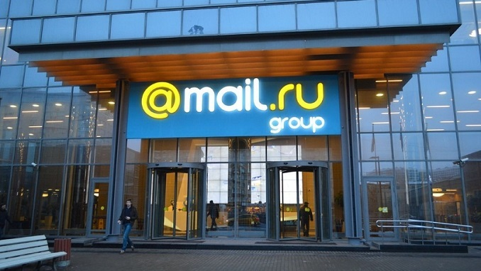 Russian internet giant Mail.ru Group signs payment JV with Alipay