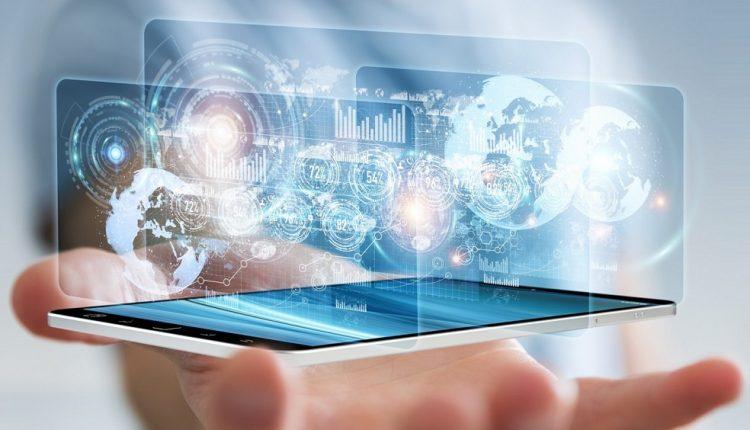 Samsung Patents a Futuristic 3D Holographic Smartphone