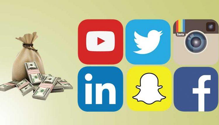 Using Social Media to make money safely online