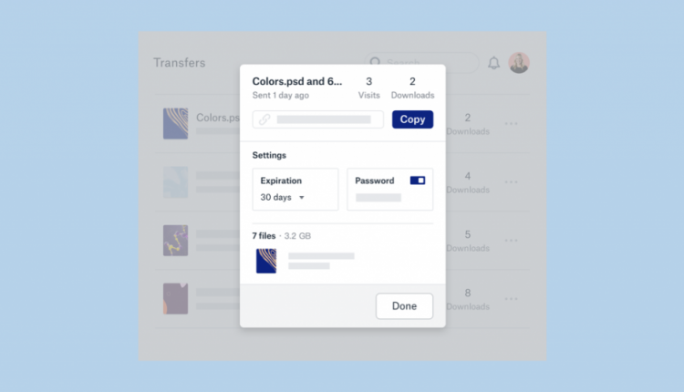 Dropbox launches its file-transfer service for all users