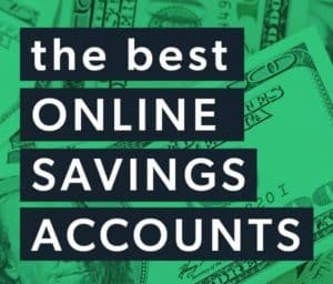 best online savings account rates