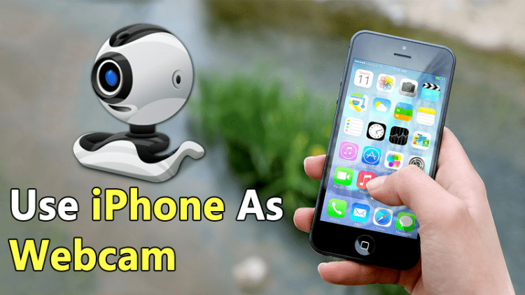 How To Use Iphone As Webcam For Your Pc Or Mac Onlyinfotech