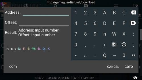 Using Game Guardian