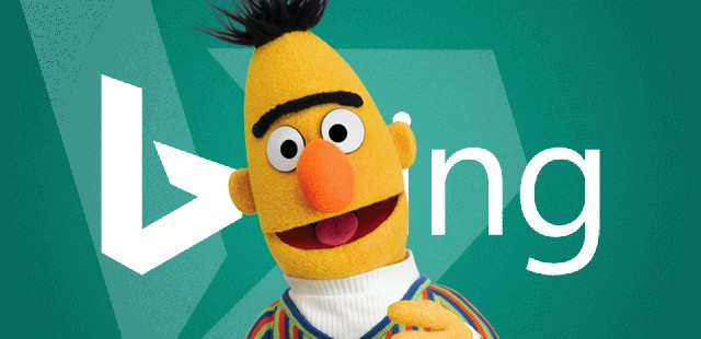 Bing Has Been Doing The BERT Thing Since April