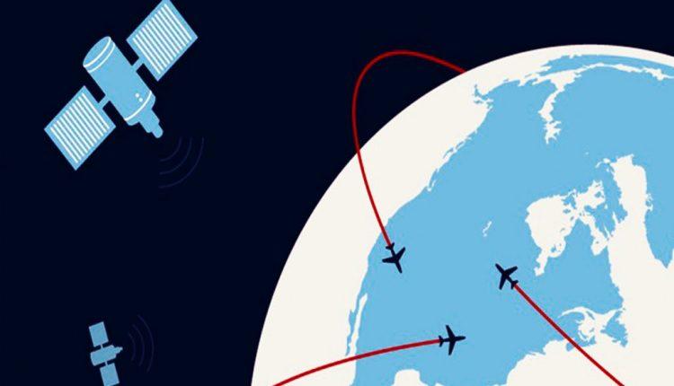 How Airplane Wi-Fi Works? How Wi-Fi works in an Aeroplane?