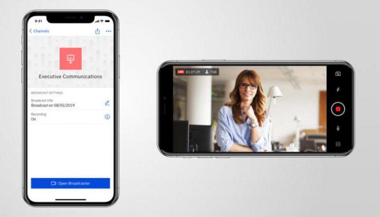IBM Watson Media releases mobile video streaming app