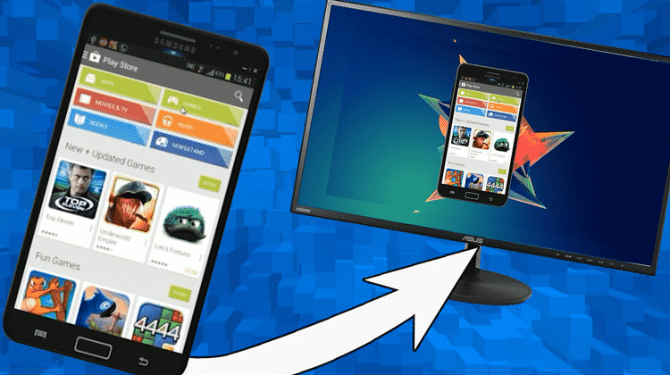 Top 5 Best Apps To Mirror Android Screen To PC
