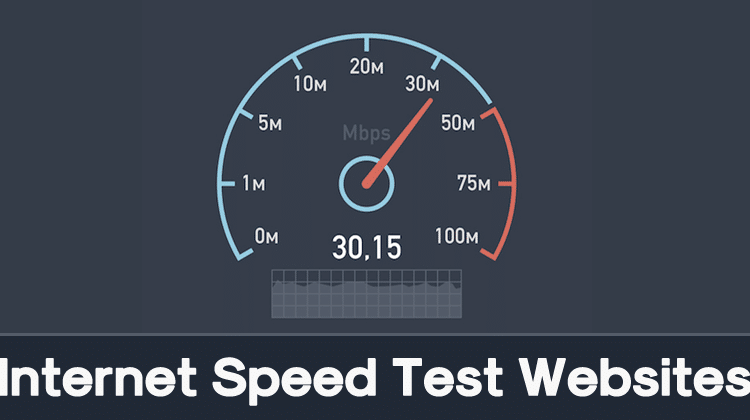 Top 5 Best Internet Speed Test Websites