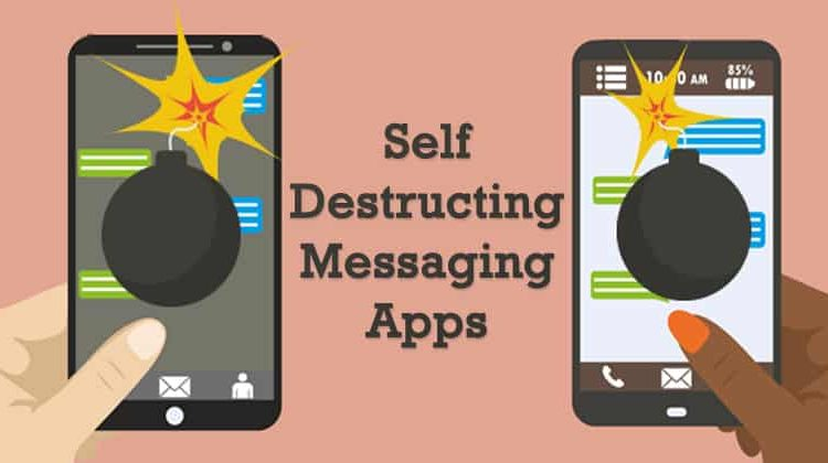 Top 5 Best Self Destructing Messaging Apps For Android