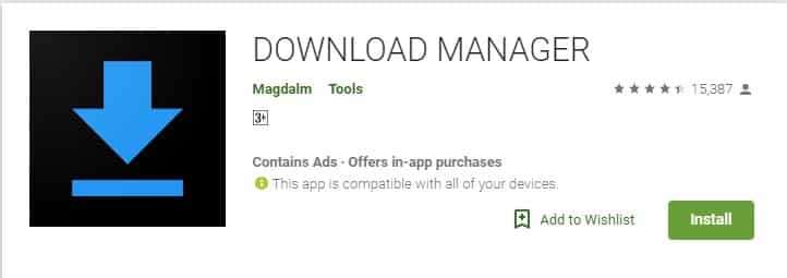 Download Manager From Magdalm
