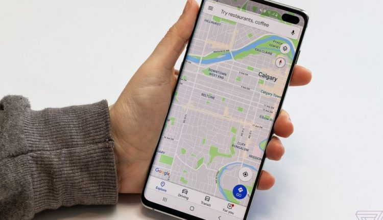 Incognito mode in Google Maps for iOS is rolling out now