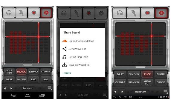 RoboVox Voice Changer Pro