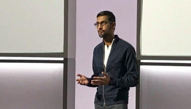 Google CEO Sundar Pichai is now CEO of Alphabet, too
