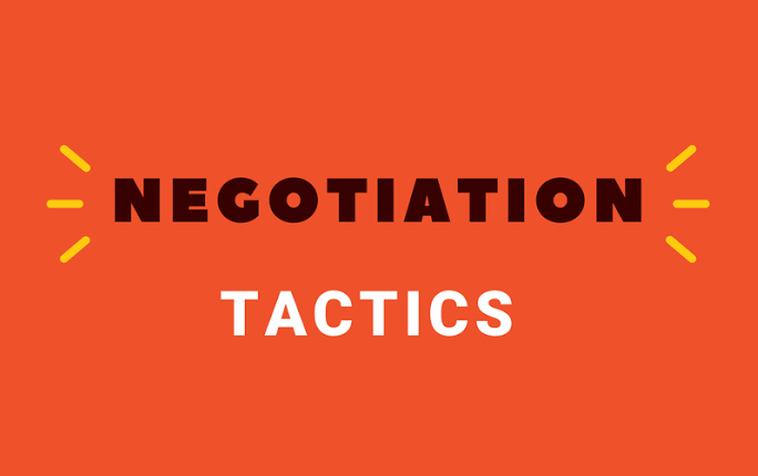 Negotiation Tactics to Use Over Email, Phone, and Face to Face