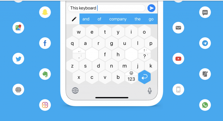 Typewise Keyboard Wants to Help You Say Goodbye to Typos